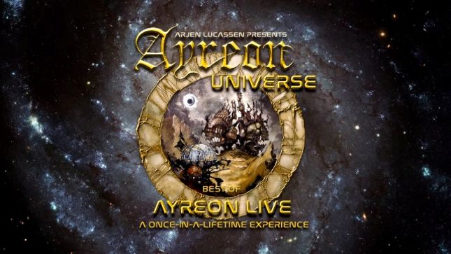 Ayreon-universe-video-footage
