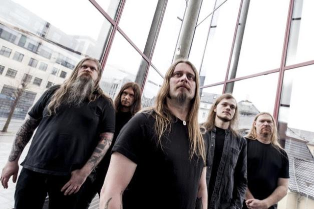 Enslaved Band 2017