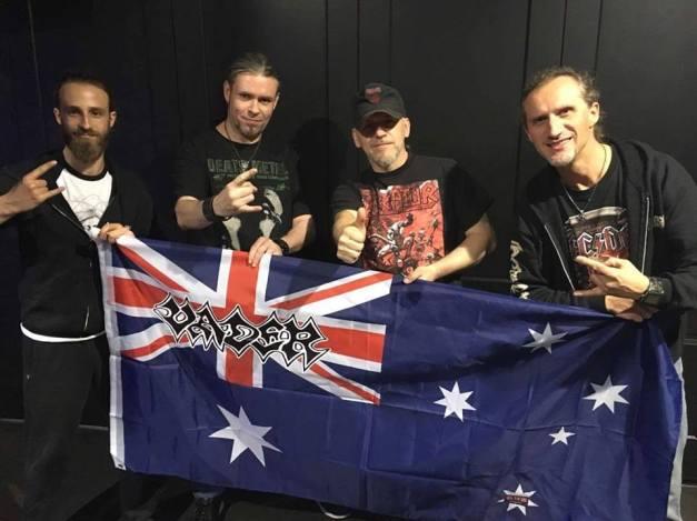 Vader-Australia