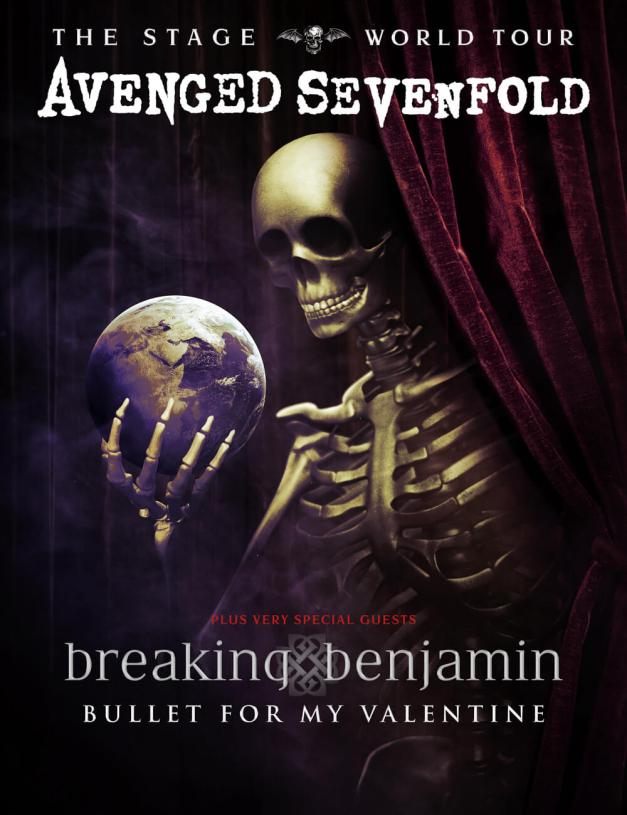 AvengedSevenfold-tour