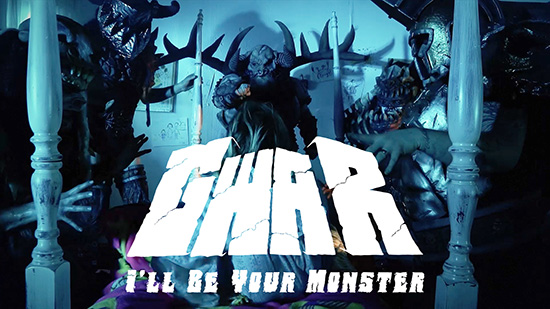gwar-monster