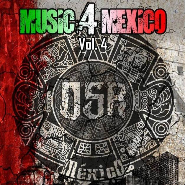 Music4Mexico-compilation