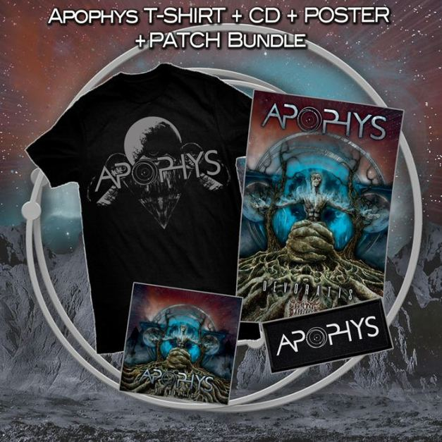 Apophys_logo_t_shirt+CD_2015_bundle