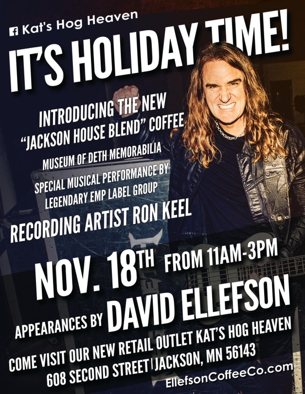DAVID-ELLEFSON-Returns-To-JacsonMinnesota