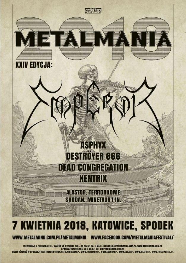 Metalmania2018