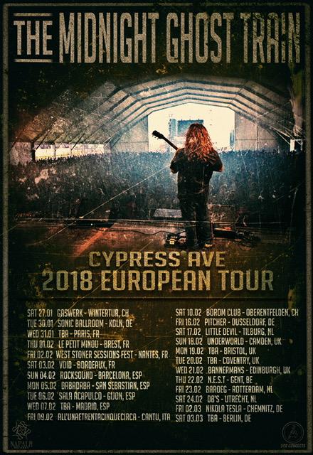 TheMidnightGhostTrain-Euro-tour