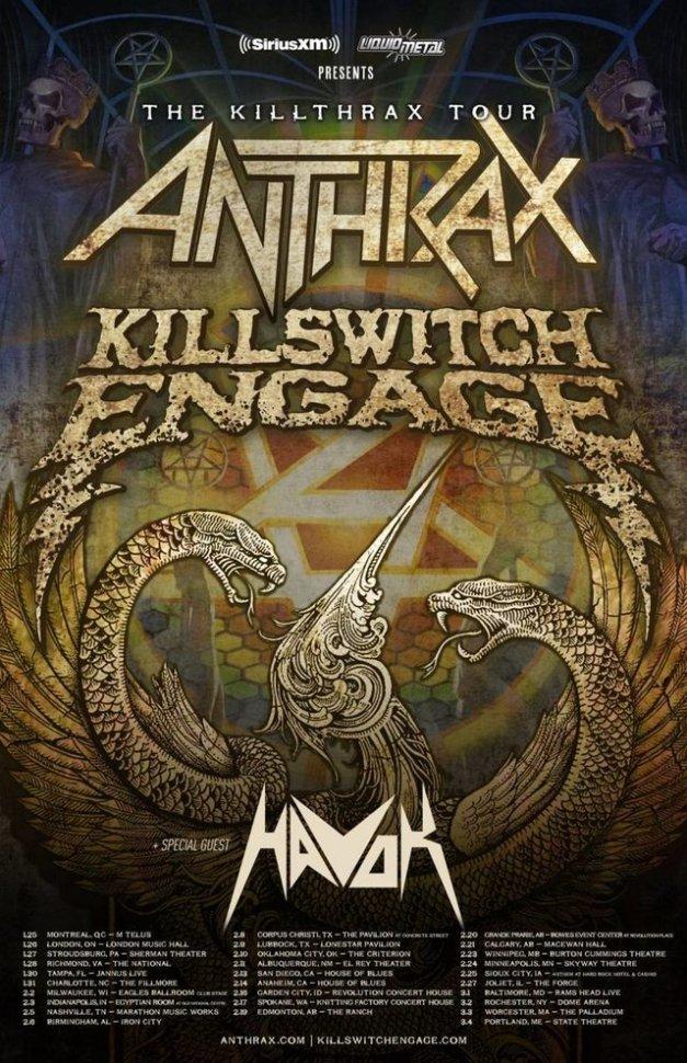 Anthrax-tour