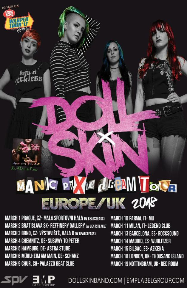 DollSkin-Euro-tour