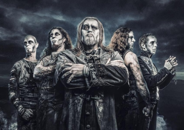 Powerwolf Band 2017