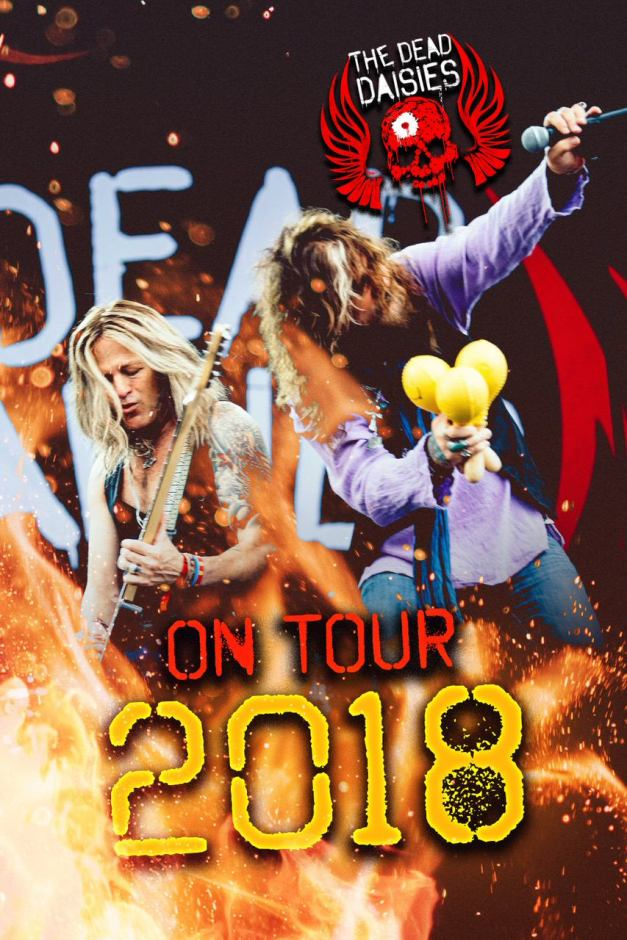 TheDeadDaisies_TourAnnouncement2018_FB