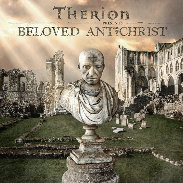 Therion Beloved Antichrist Cover Art