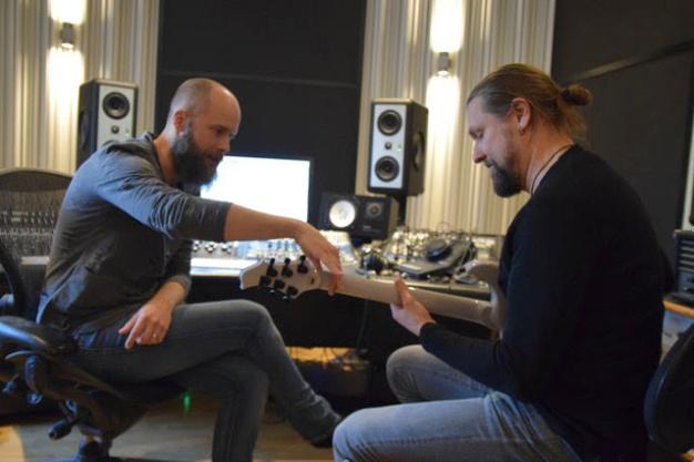 Amorphis Studio 2018