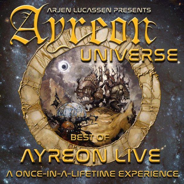 AyreonUniverse-cover