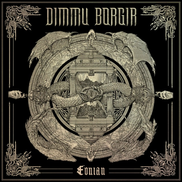 Dimmu Borgir Eonian Cover Art