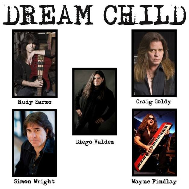 Dream Child Band 2018