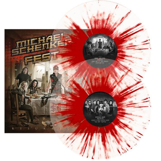 Michael Schenker Fest Vinyl