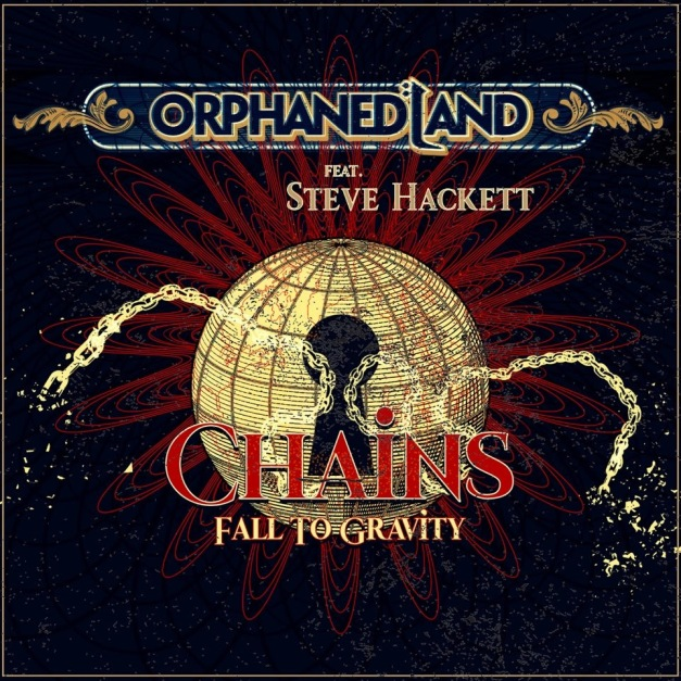 Orphaned Land Chains Fall To Gravity Artwork
