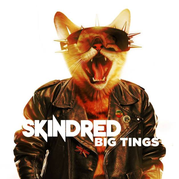 Skindred-cover