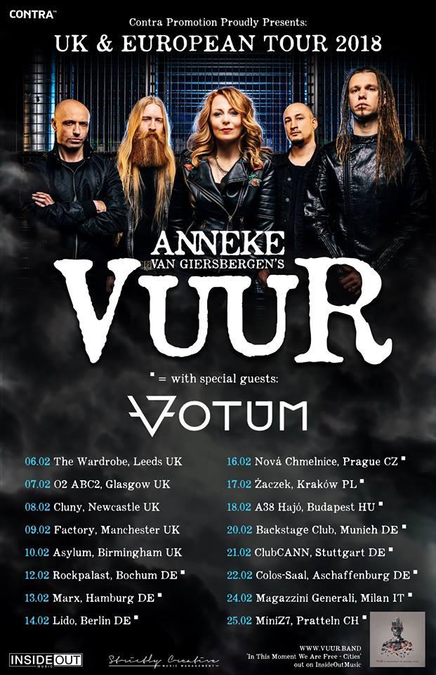 Vuur-euro-tour