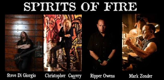 SpiritsOfFire-band