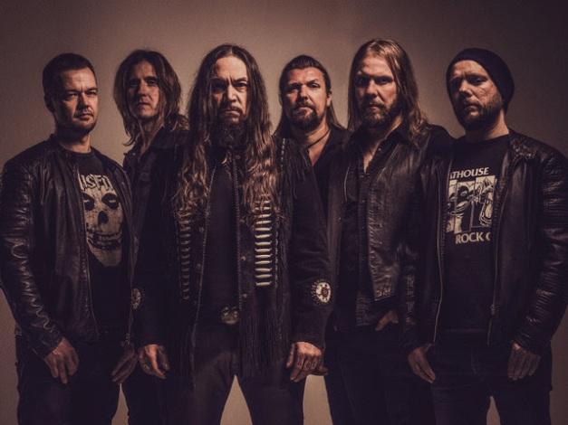 Amorphis Band 2018