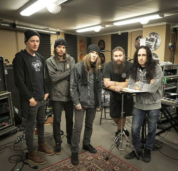 ChildrenOfBodom-in-studio