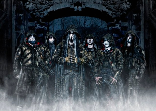 Dimmu Borgir Band 2018