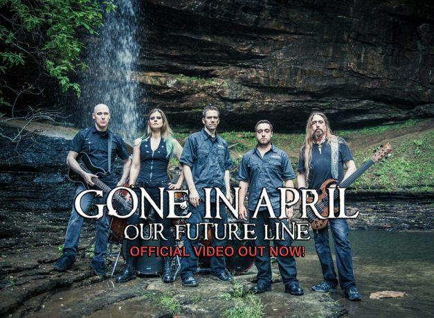 GoneInApril-SteveDiGiorgio-OurFutureLine-banner