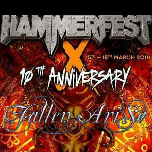 HammerFest-FallenArise