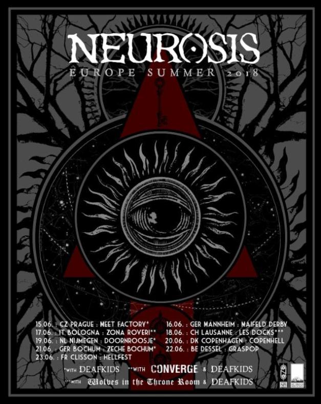 Neurosis-Euro-flyer