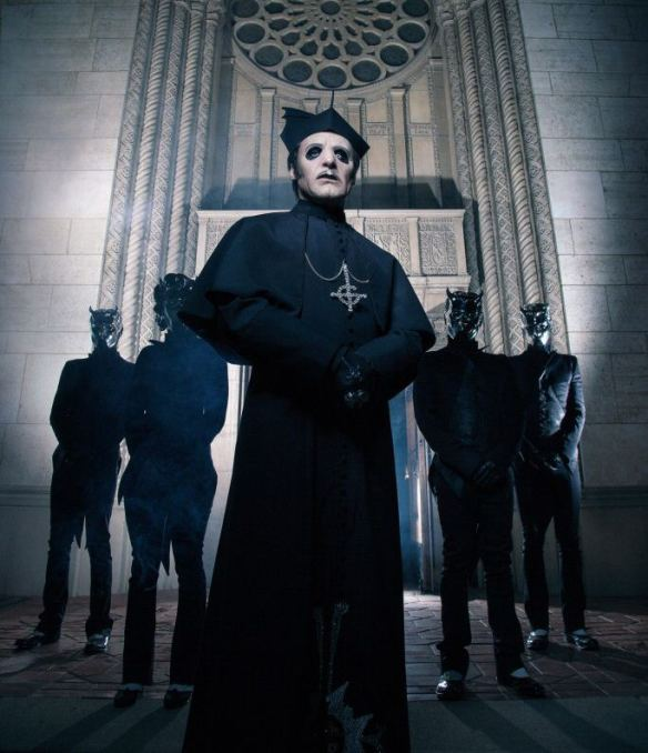 "GHOST's ""Dance Macabre"" Gets CARPENTER BRUT Remix | Metal"