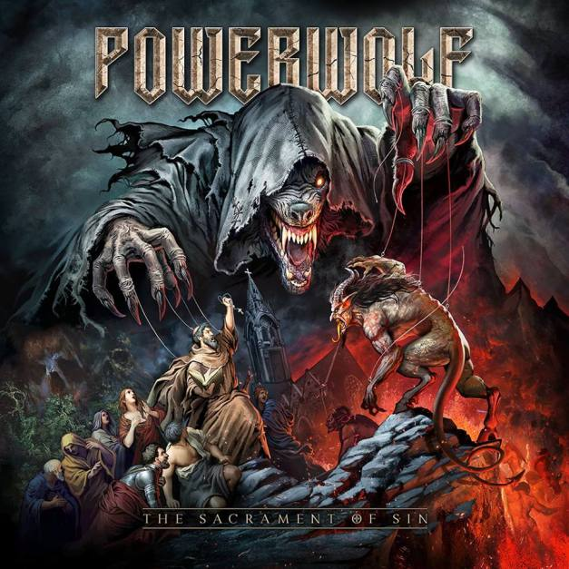 Powerwolf-cover