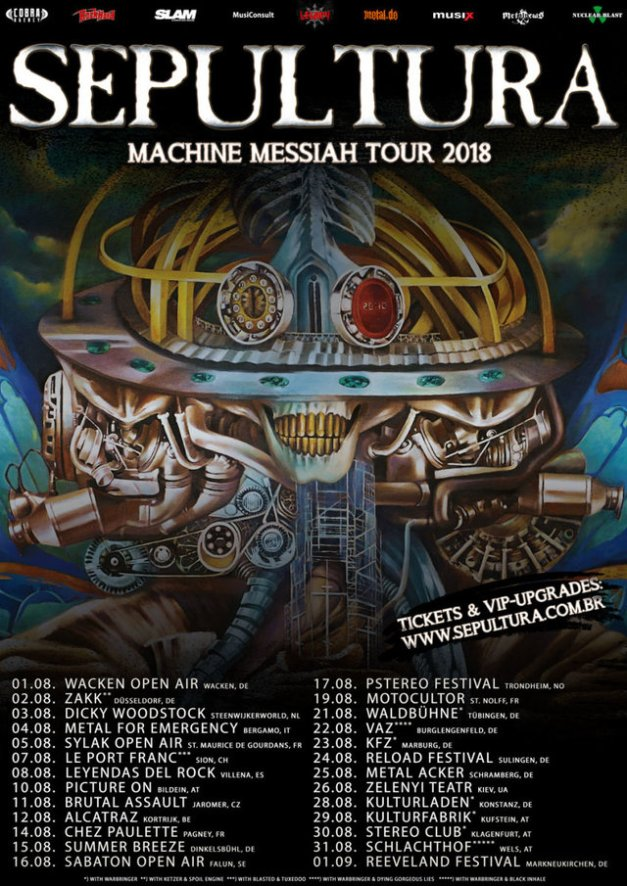 sepultura-machine-messiah-summer-tour-2018