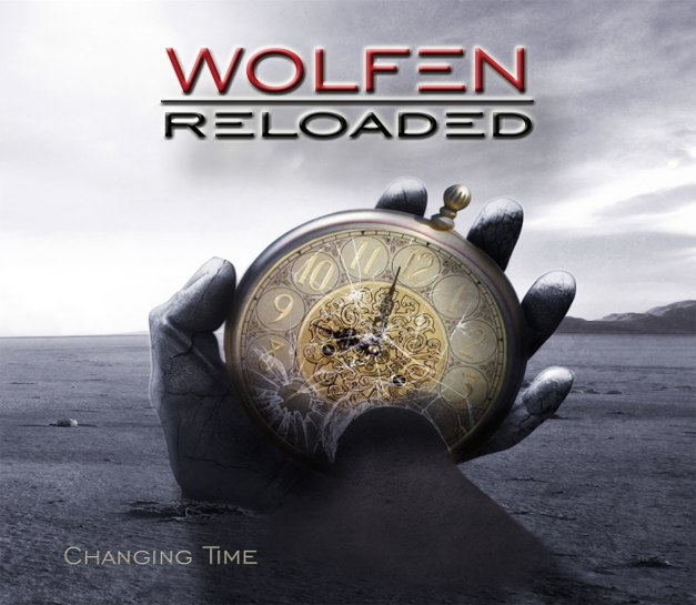 Wolfen Reloaded - Cover