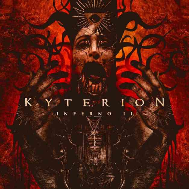 Kyterion - Inferno II cover