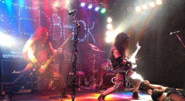Sahon-stage