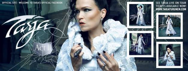Tarja_Act II_cover-banner