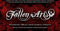 Voices of the Succubi 2018-Fallen Arise