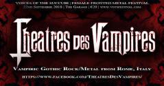 Voices of the Succubi 2018 - Theatres Des Vampires