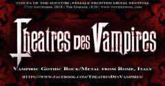 Voices of the Succubi 2018 - Theatres Des Vampires