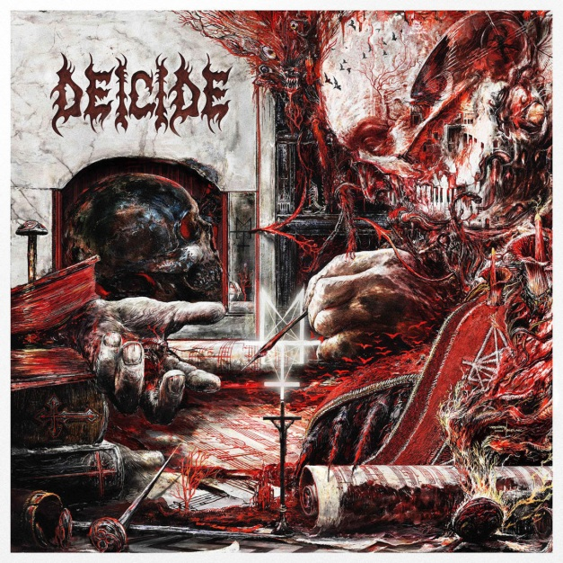 Deicide Overtures Of Blasphemy Cover Art
