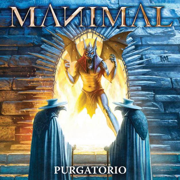 Manimal Purgatorio Cover Art