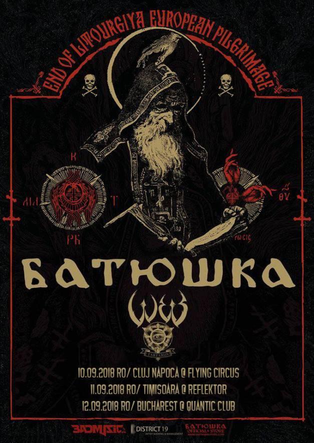 W.E.B. - BATUSHKA