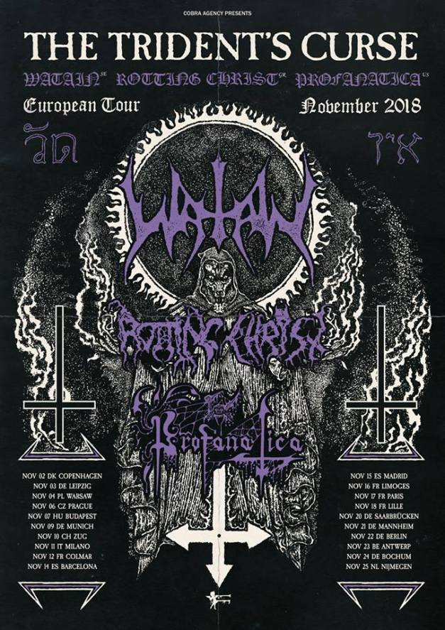 Watain-euro-tour-2018