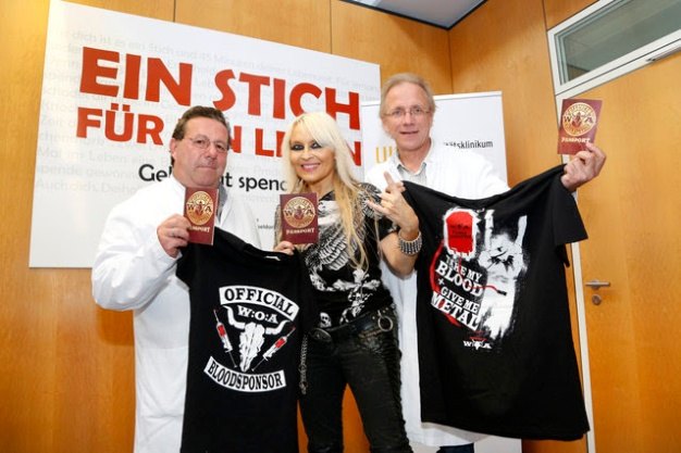 Dorow Wacken Blood Donation Sponsor