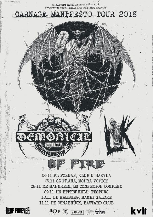 Demonical-tour