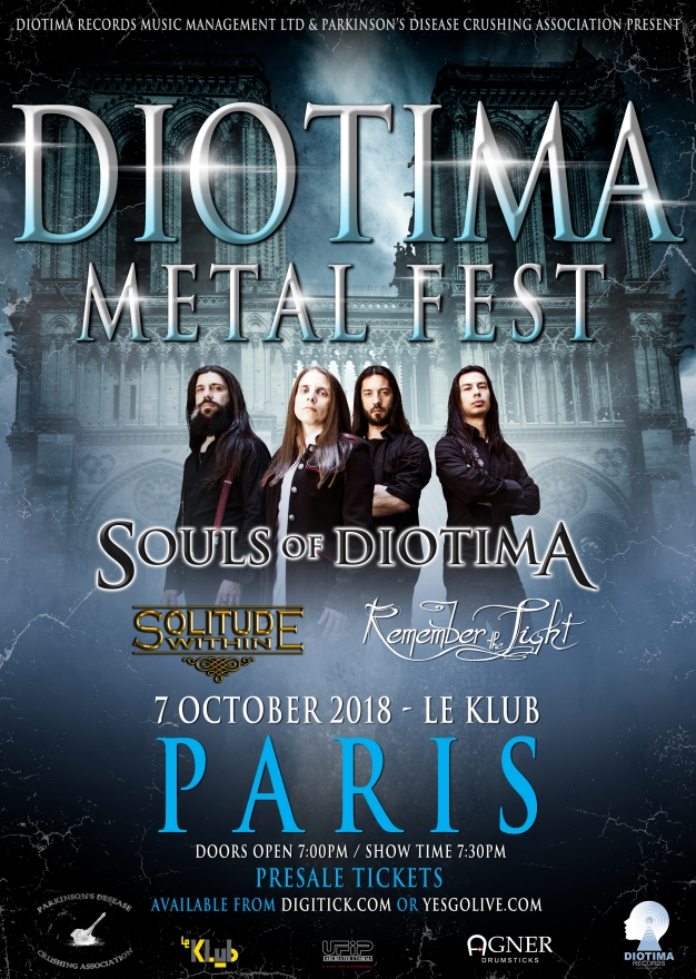 Diotima Metal Fest Paris