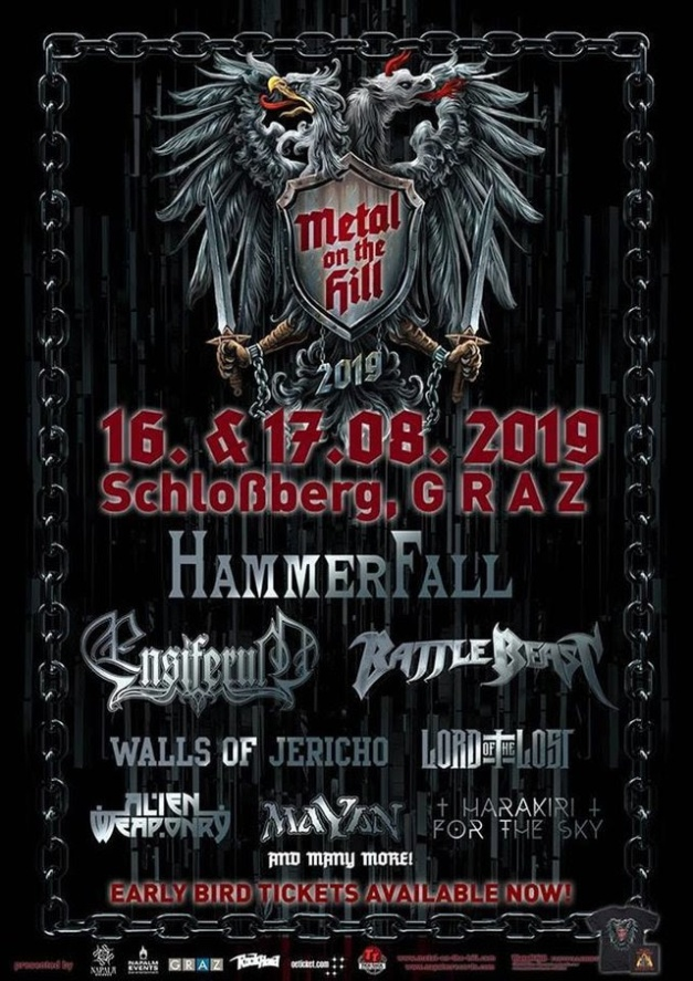 Metal on the Hill Festival 2019