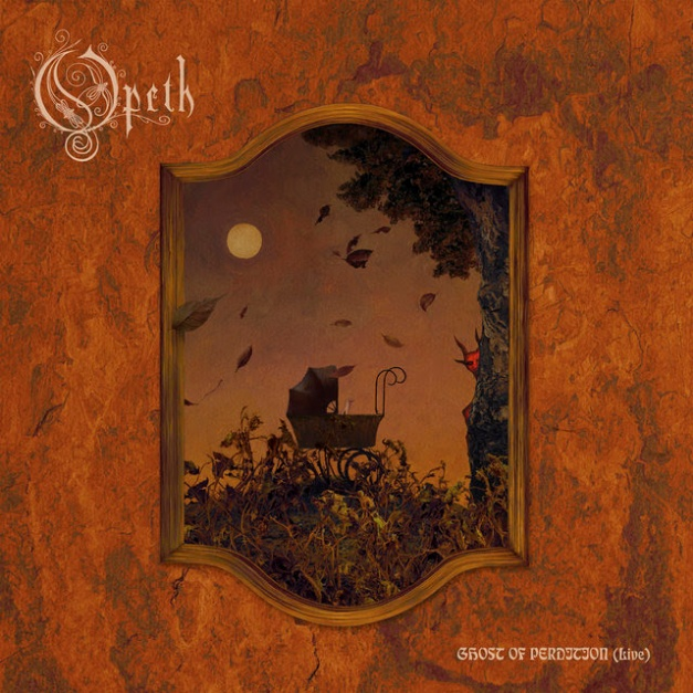 Opeth Ghost Of Perdition Cover Art