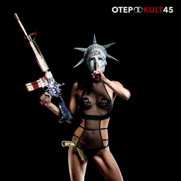 OTEP-KULT-45-cover